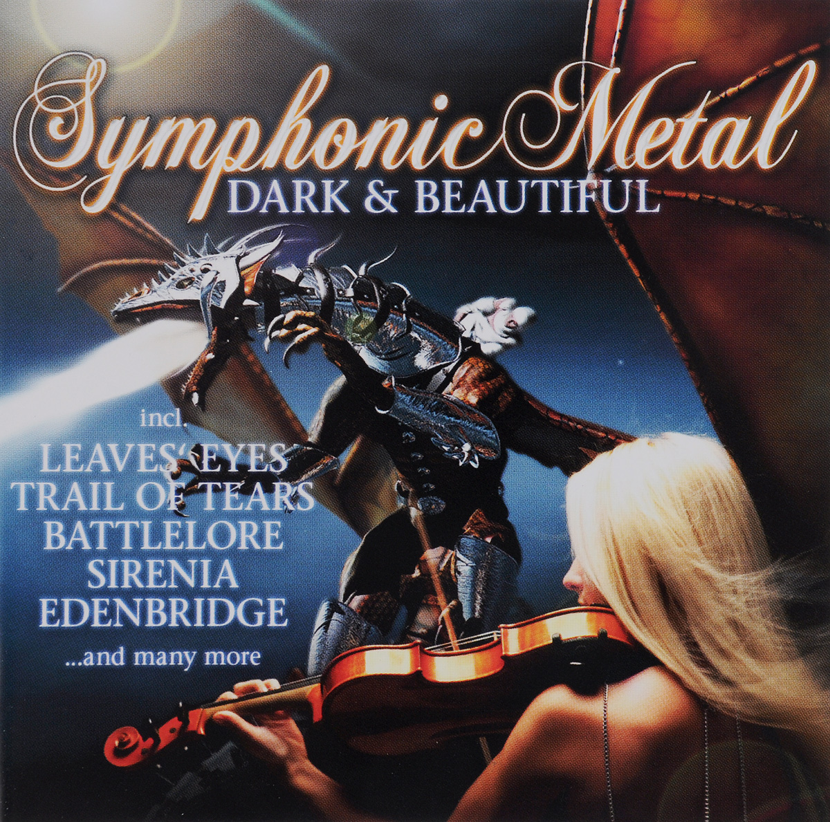 Symphonic Metal. Dark & Beautiful (2 CD)