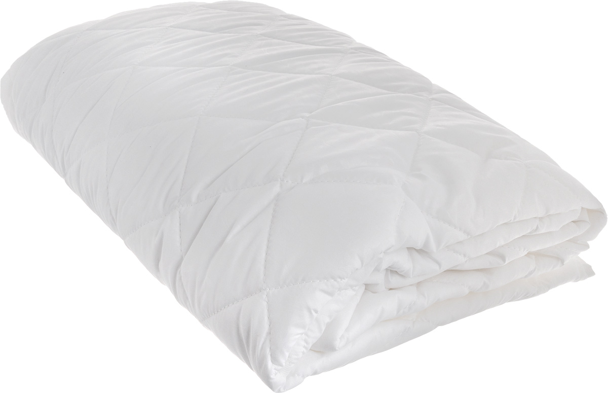 Наматрасник Легкие сны, наполнитель: бамбуковое волокно, 160 х 200 см memorix наматрасник 2сп 160 195 5 шатура чехлы и подушки