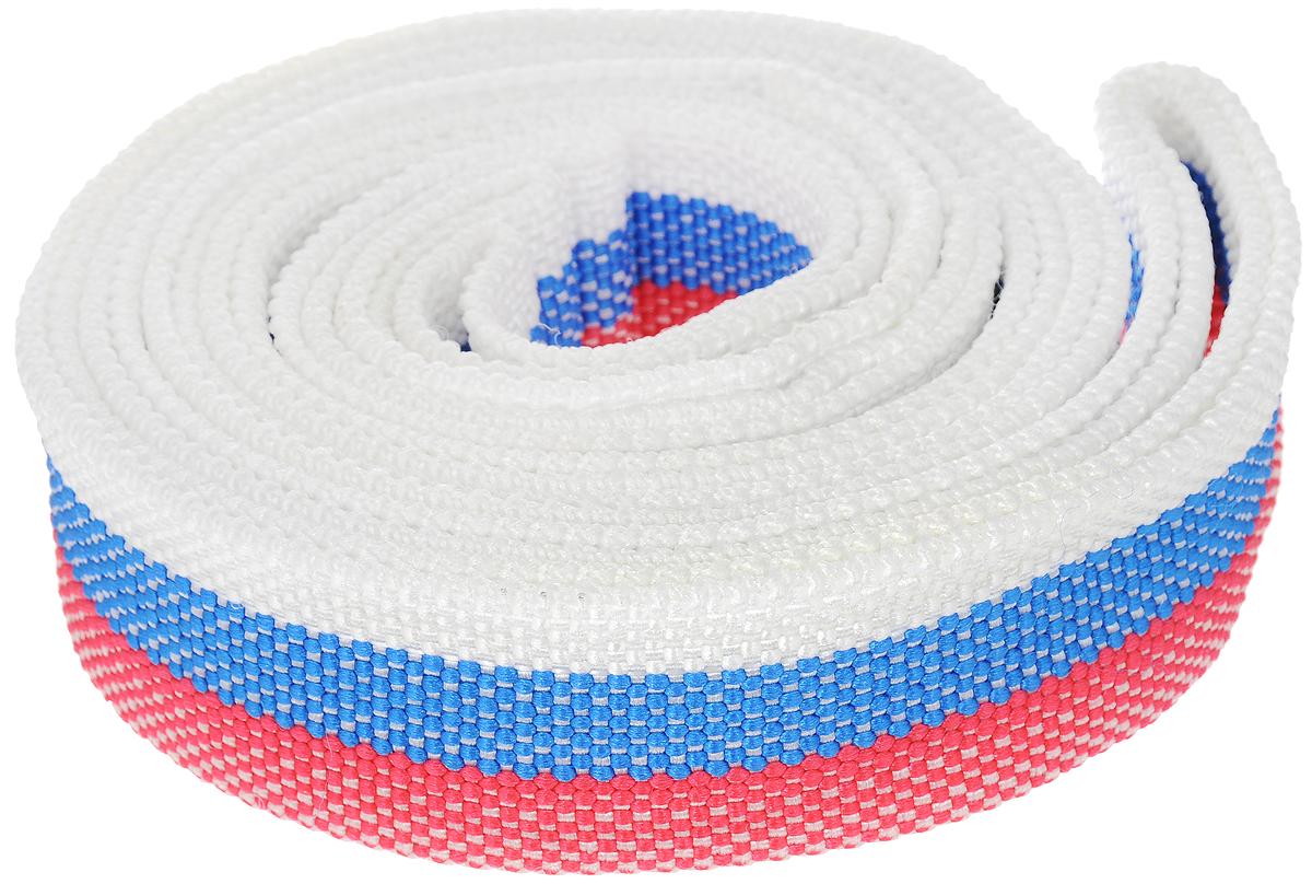 Трос буксировочный Sapfire, цвет: красный, голубой, белый, 4.5 м, 7000 кг1770-STS_красный, голубой, белыйЛенточный трос Sapfire предназначен для буксировки автомобилей. Выполнен из прочного материала, что обеспечивает долгий срок эксплуатации.Длина троса: 4,5 м.Ширина троса: 5 см.Максимальная нагрузка: 7000 кг.