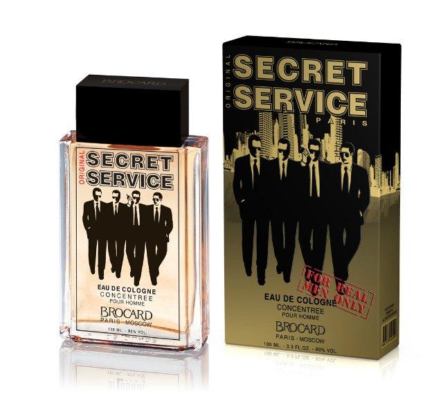 Brocard Secret Service Original Одеколон для мужчин, 100 мл324132Деловой, конкретный, чистый, прохладноментольный с теплой, сладко-пряной бальзамической нотой в сердце, с легкой табачностью мускатного шалфея на фоне шипрового звучания лаванды и дубового мха. Для элегантных, уверенных в своих силах, энергичных мужчин.Краткий гид по парфюмерии: виды, ноты, ароматы, советы по выбору. Статья OZON Гид