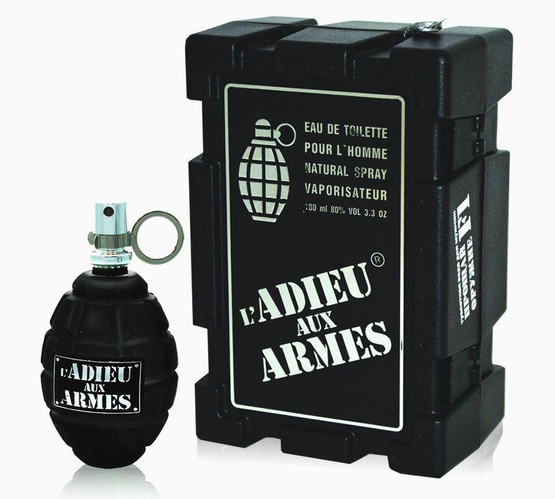 Brocard L`adieu Aux Armes F1 Туалетная вода для мужчин, 100 мл392044Зеленый, морской аккорд энергии и свежести. Ноты: яблоко, мята, ветивер, кедр, мускус
