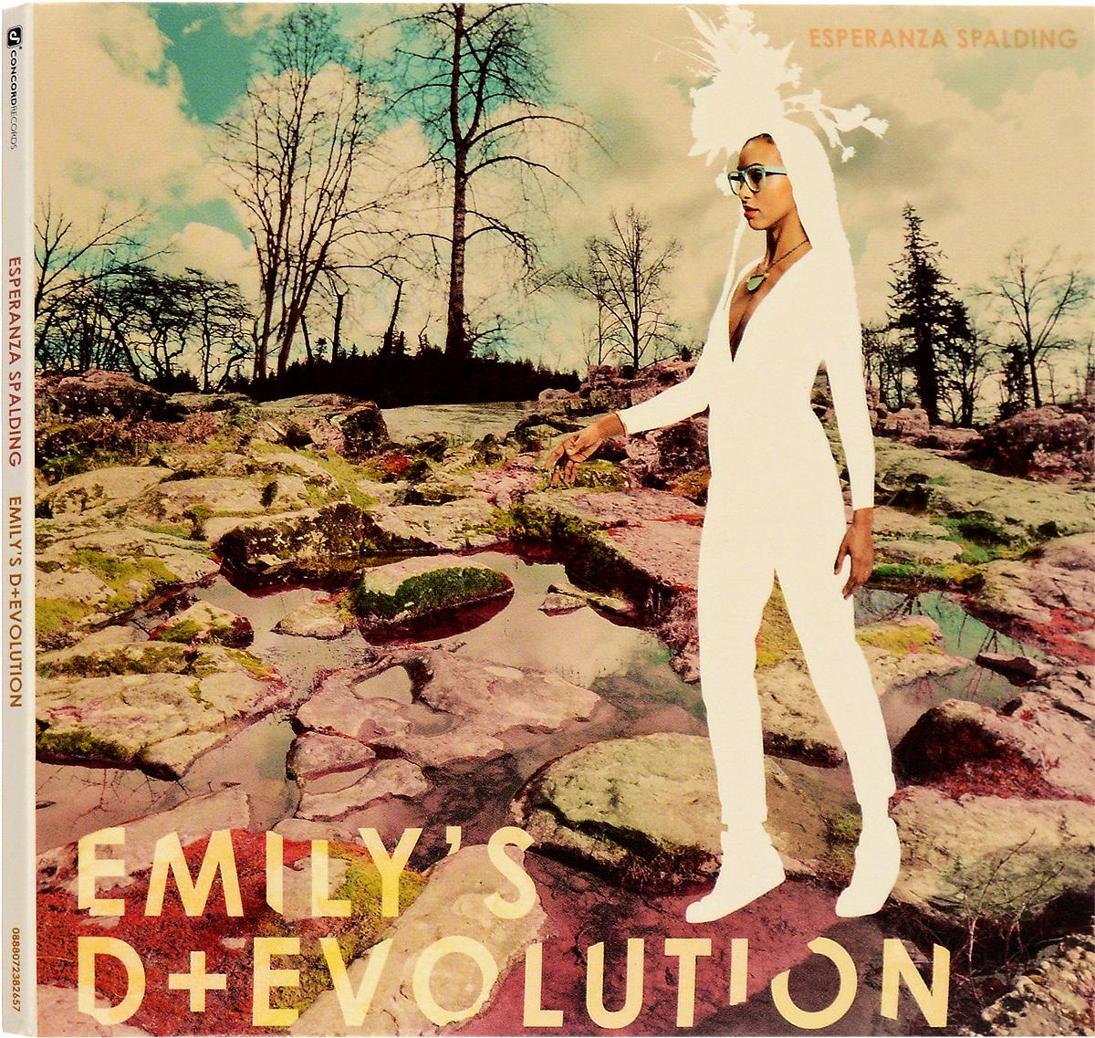 Эсперанса Сполдинг Esperanza Spalding. Emily's D+Evolution