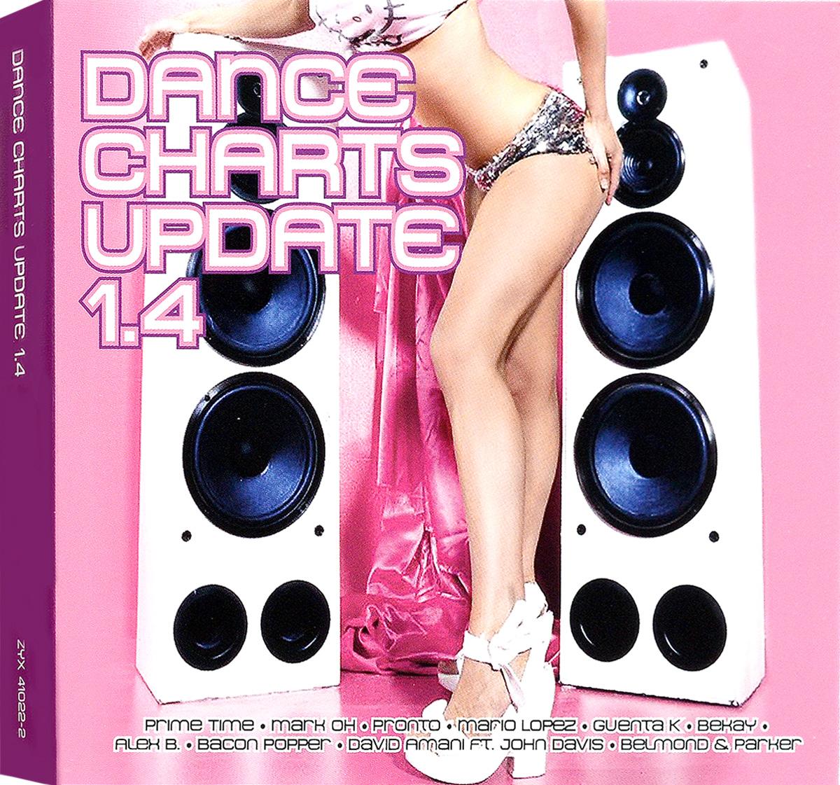 Dance Charts Update 1.4 (2 CD)