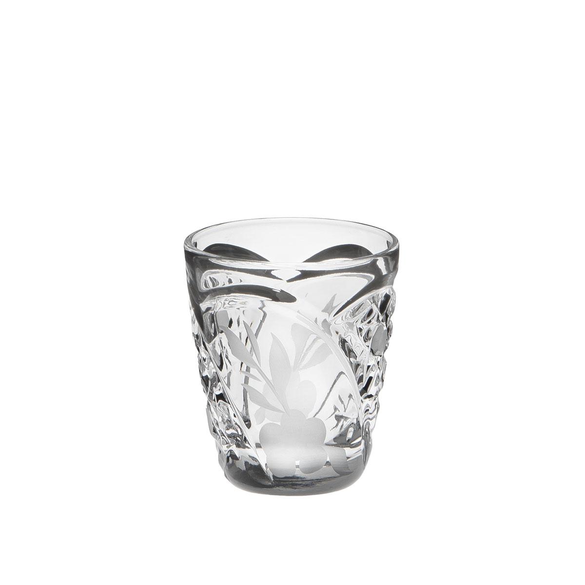 Стакан Дятьковский хрусталь Аперитив. Грация, 30 мл. С339/6С339/6Хрустальные стаканы – красивое и простое решение для украшения праздничного стола. Стаканы из хрусталя универсальны, они подойдут и для алкогольных напитков – вина, шампанского, и для освежающих – минеральной воды, компота или сока. Если в вашей домашней коллекции еще нет предметов хрустальной посуды, купить хрустальные стаканы стоит обязательно.