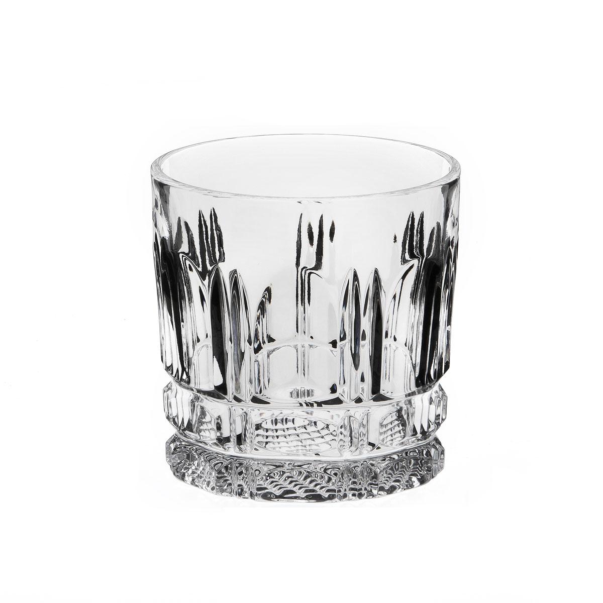 Стакан Дятьковский хрусталь Пилястра, с кольцом, 190 млС878/4Хрустальные стаканы - красивое и простое решение для украшения праздничного стола. Стаканы из хрусталя универсальны, они подойдут и для алкогольных напитков - вина, шампанского, и для освежающих - минеральной воды, компота или сока. Если в вашей домашней коллекции еще нет предметов хрустальной посуды, купить хрустальные стаканы стоит обязательно.