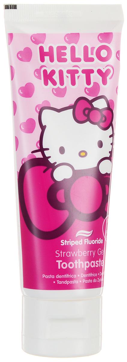 Hello Kitty Зубная паста-гель 75 мл мешок для обуви оригами hello kitty 41 34 10см 504 0078 hk ch