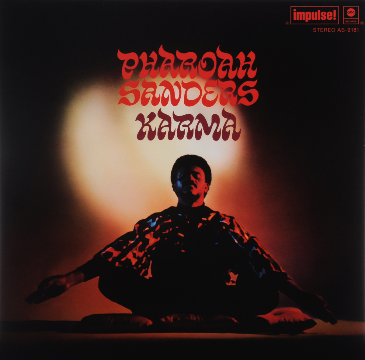 Фароа Сандерс Pharoah Sanders. Karma (LP) пол томас сандерс paul tomas saunders beautiful desolation 2 lp