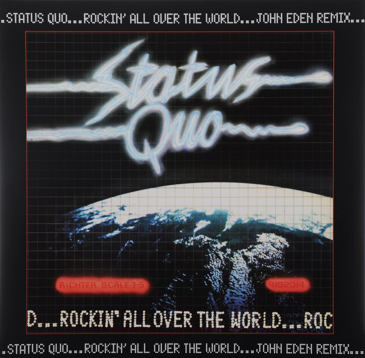 Status Quo Status Quo. Rockin' All Over The World (2 LP) status quo status quo piledriver deluxe edition 2 cd