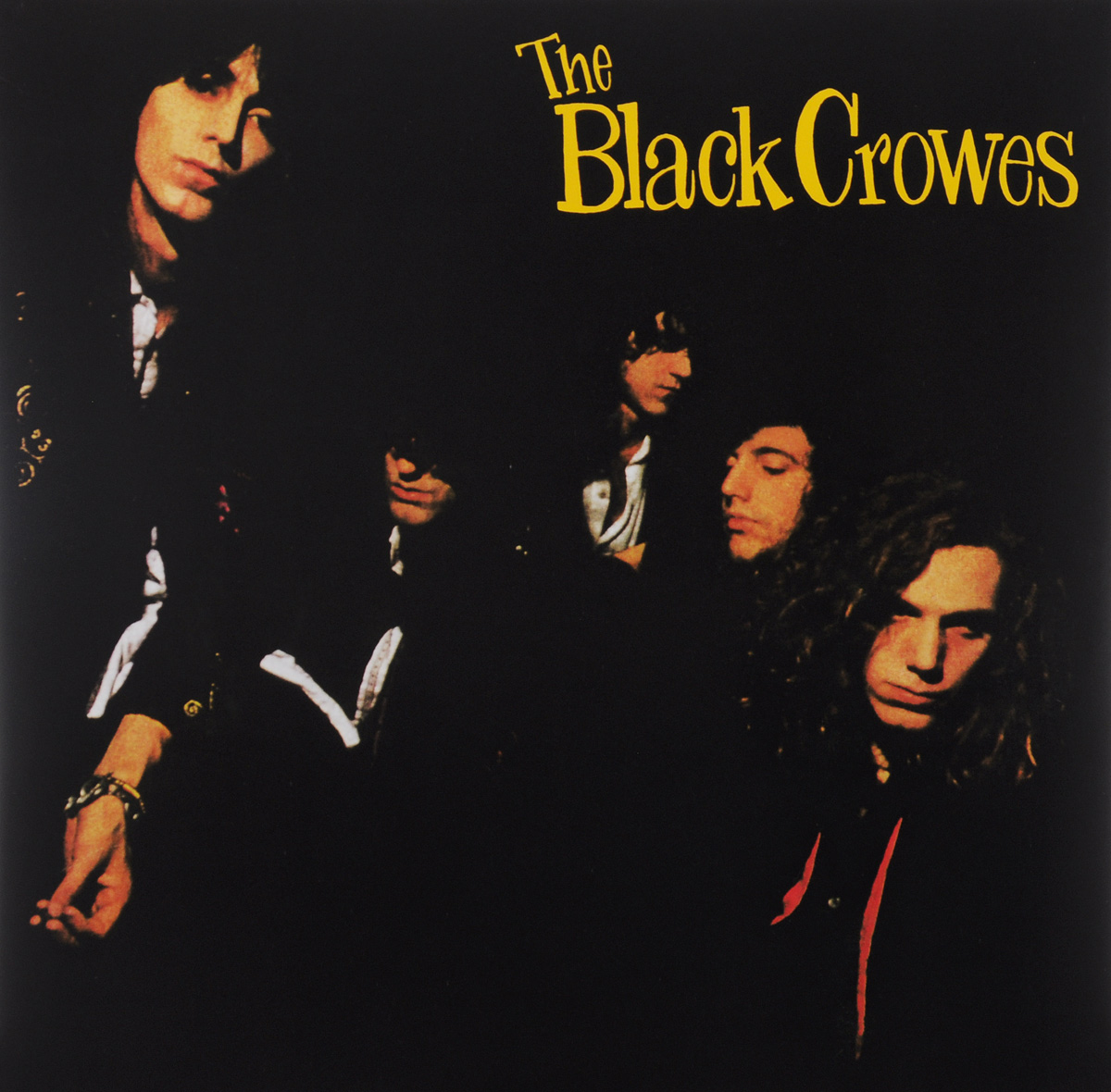 The Black Crowes The Black Crowes. Shake Your Money Maker (LP) the black crowes the black crowesblack crowes three snakes and one charm 2 lp