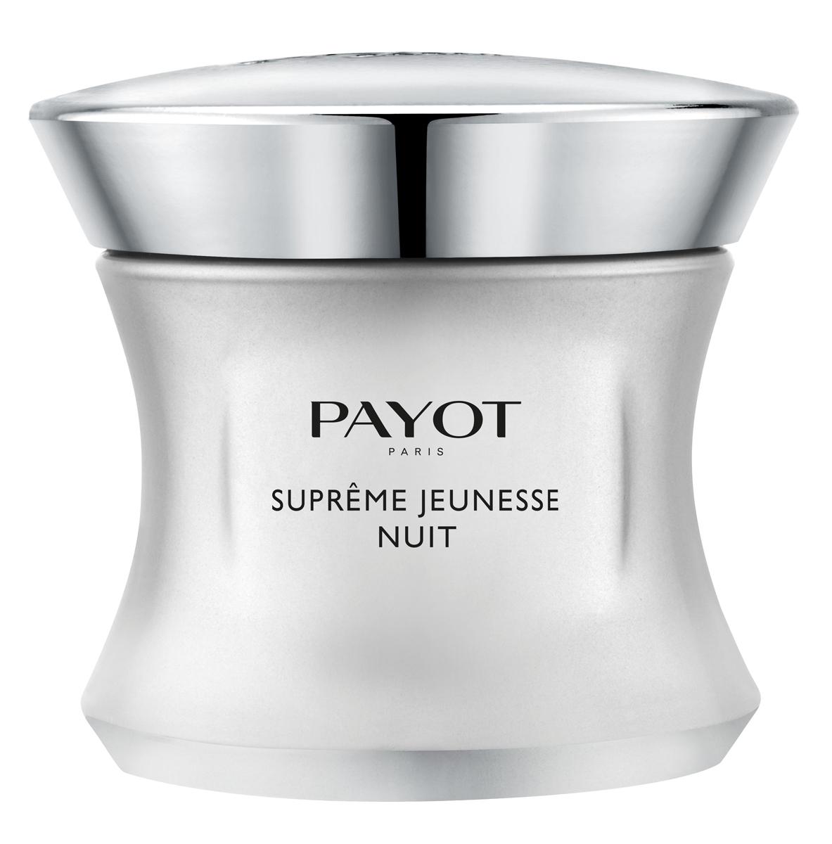 Payot Supreme Jeunesse Ночной крем с непревзойденным омолаживающим эффектом, 50 мл крем payot nutricia creme confort 50 мл
