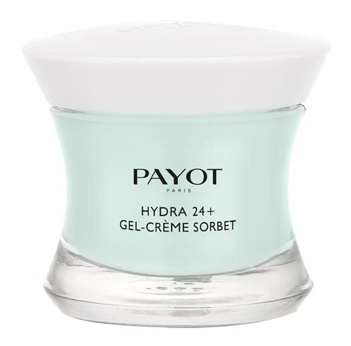 Payot Hydra 24+ Увлажняющий крем-гель, возвращающий контур коже, 50 мл бальзамы payot увлажняющий бальзам стик для губ payot hydra 24 4 мл