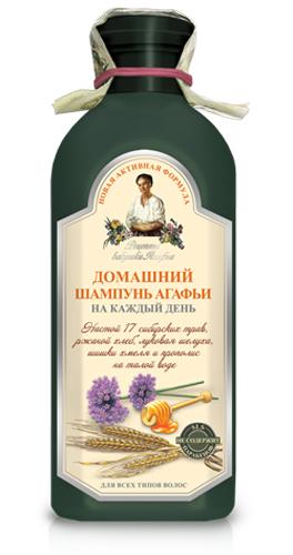 Рецепты бабушки Агафьи шампунь Домашний Агафьи на каждый день 350 мл отсутствует быстрые рецепты на каждый день