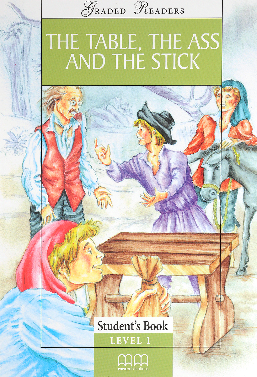 The Table the Ass and the Stick: Level 1: Student's Book dr seuss bilingual classical picture book full set of 15 volumes of 7 10 year old simplified chinese and english paperback