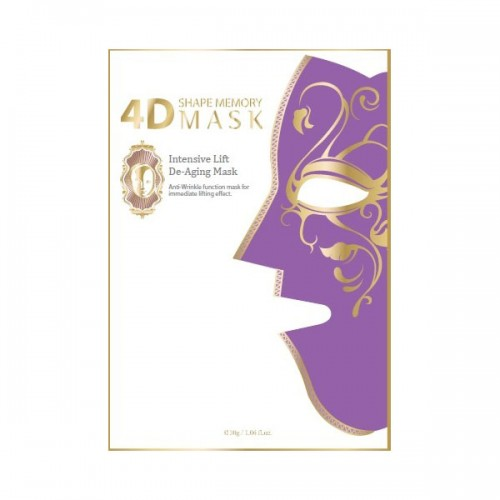 Intensive Lift De-Aging Mask Антивозрастная лифтинг-маска,30 г4d02Маска для интенсивной подтяжки кожи с противостареющим эффектом. Маска для сокращения морщин обеспечивает питание клеток кожи. Фитогенные компоненты экстракта корня моркови позволяют укрепить клеточные структуры, которые ослабли в силу старения, появления морщин и уменьшения уровня эластичности кожи. Маска также питает кожу активным веществом аденозином, который обеспечивает сокращение морщин и придает коже здоровый и блестящий вид.