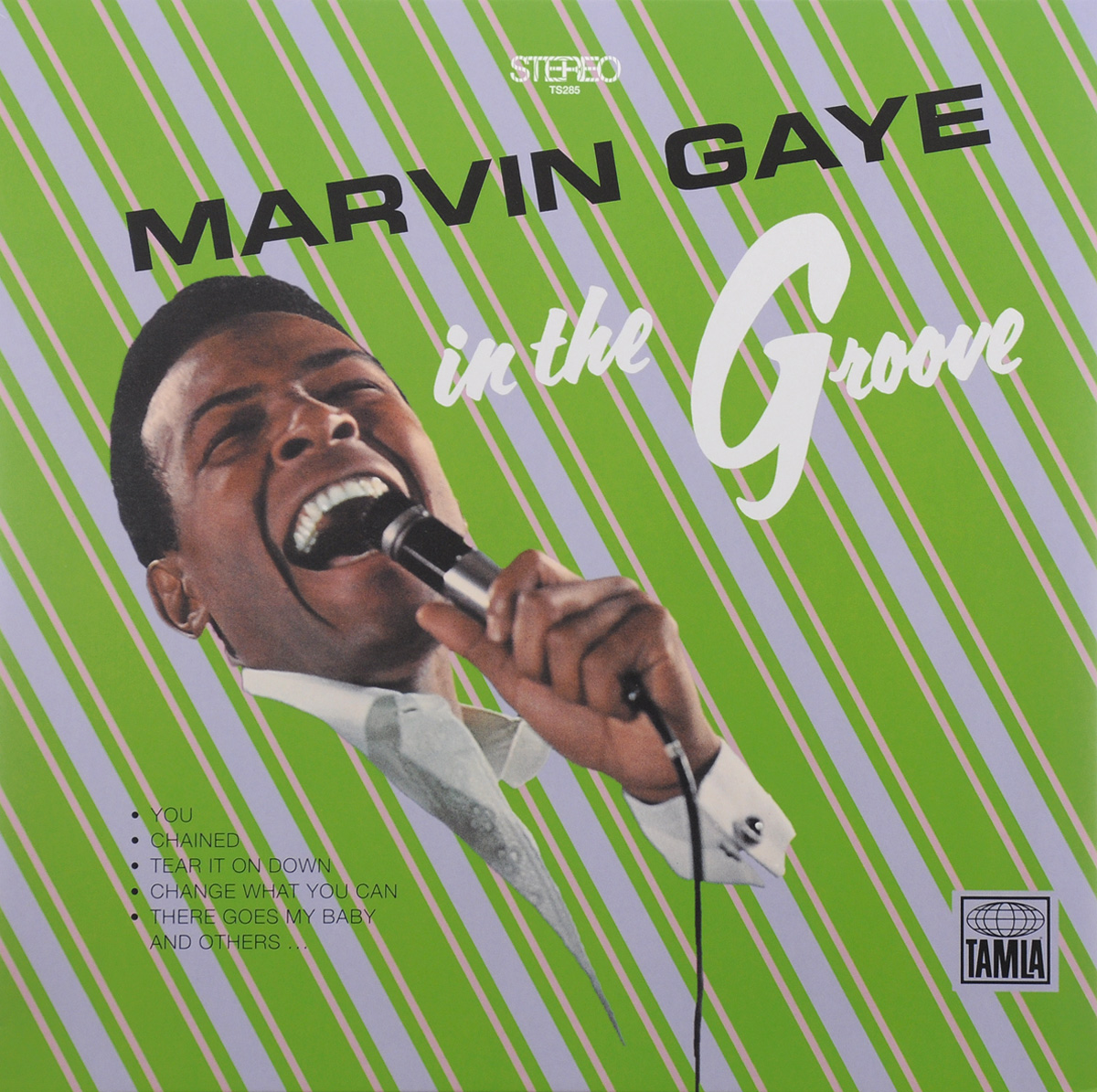 Марвин Гэй Marvin Gaye. In The Groove (LP) марвин гэй marvin gaye trouble man motion picture soundtrack lp