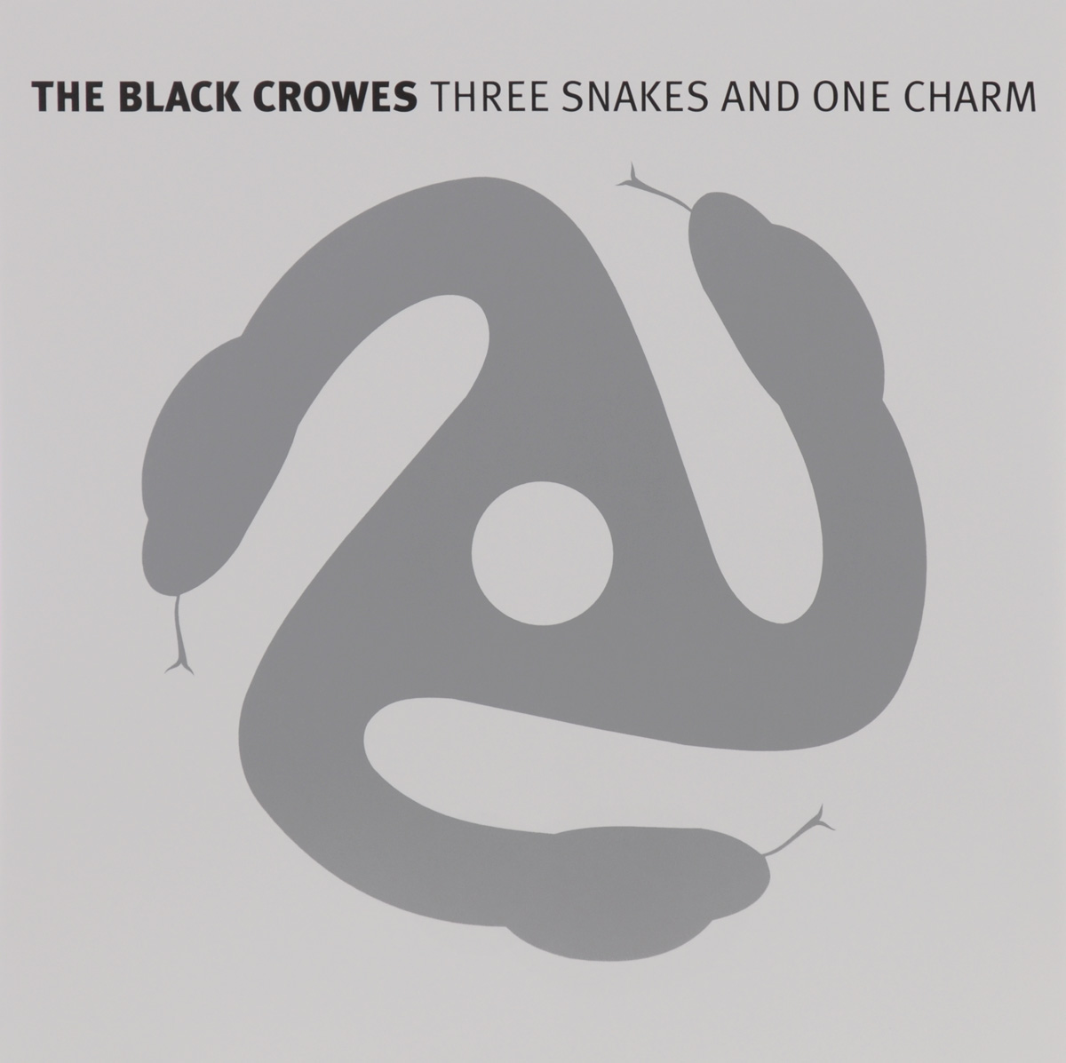 The Black Crowes The Black Crowes. Three Snakes And One Charm (2 LP)