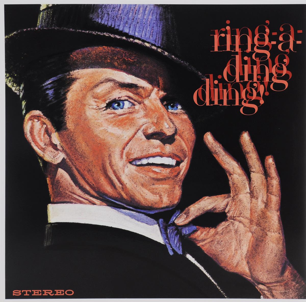 Фрэнк Синатра Frank Sinatra. Ring-A-Ding Ding! (LP) frank sinatra frank sinatra francis albert sinatra and antonio carlos jobim