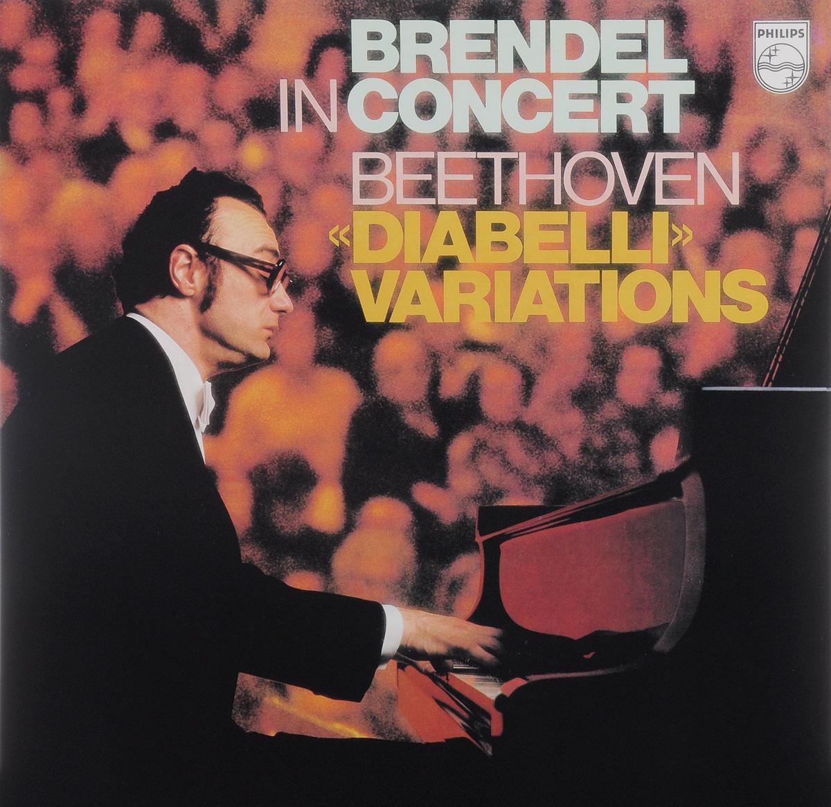 Alfred Brendel. Beethoven. Diabelli Variations (LP)