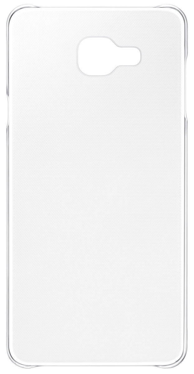 Samsung EF-AA710 SlimCover чехол для Galaxy A7, Clear аксессуар чехол samsung sm g920 galaxy s6 clear cover gold ef qg920bfegru