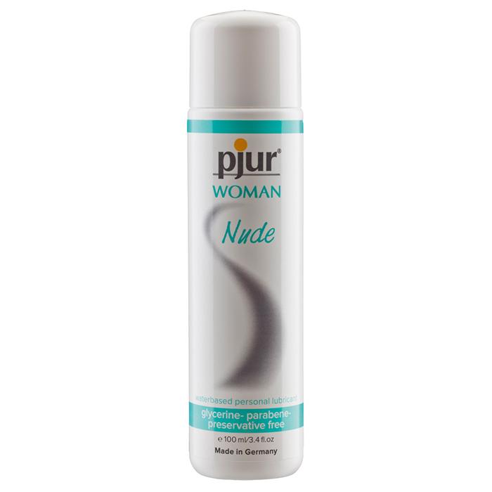 Pjur, Женский бережный лубрикант pjurnude 100 мл lulu ультра тонкие презервативы ароматизатор ваниль