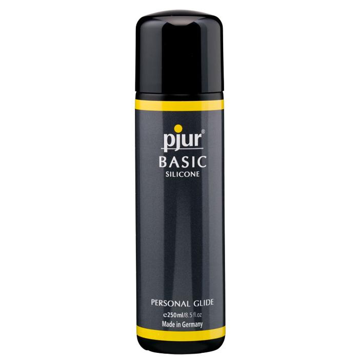 Pjur, Силиконовый лубрикант pjur BASIC Silicone 250 мл pjur basic waterbased 30 мл