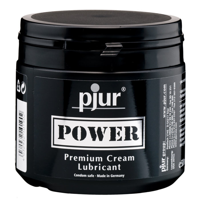 Pjur, Лубрикант для фистинга pjurPower 500 мл shunga silicone 165 мл лубрикант на силиконовой основе