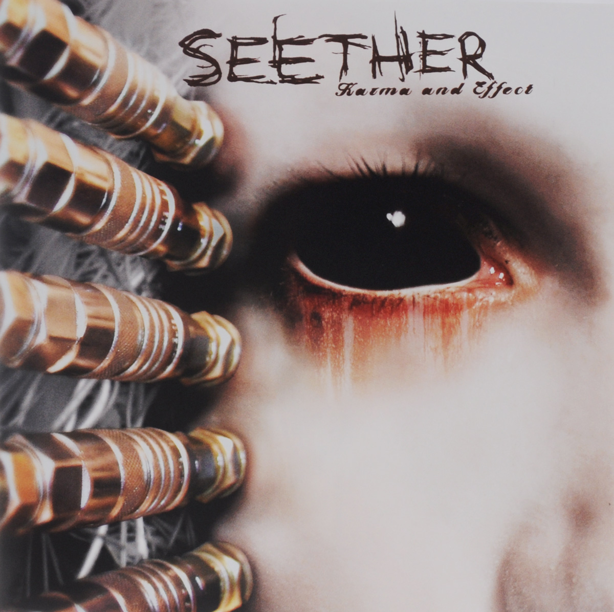 Seether Seether. Karma And Effect цена