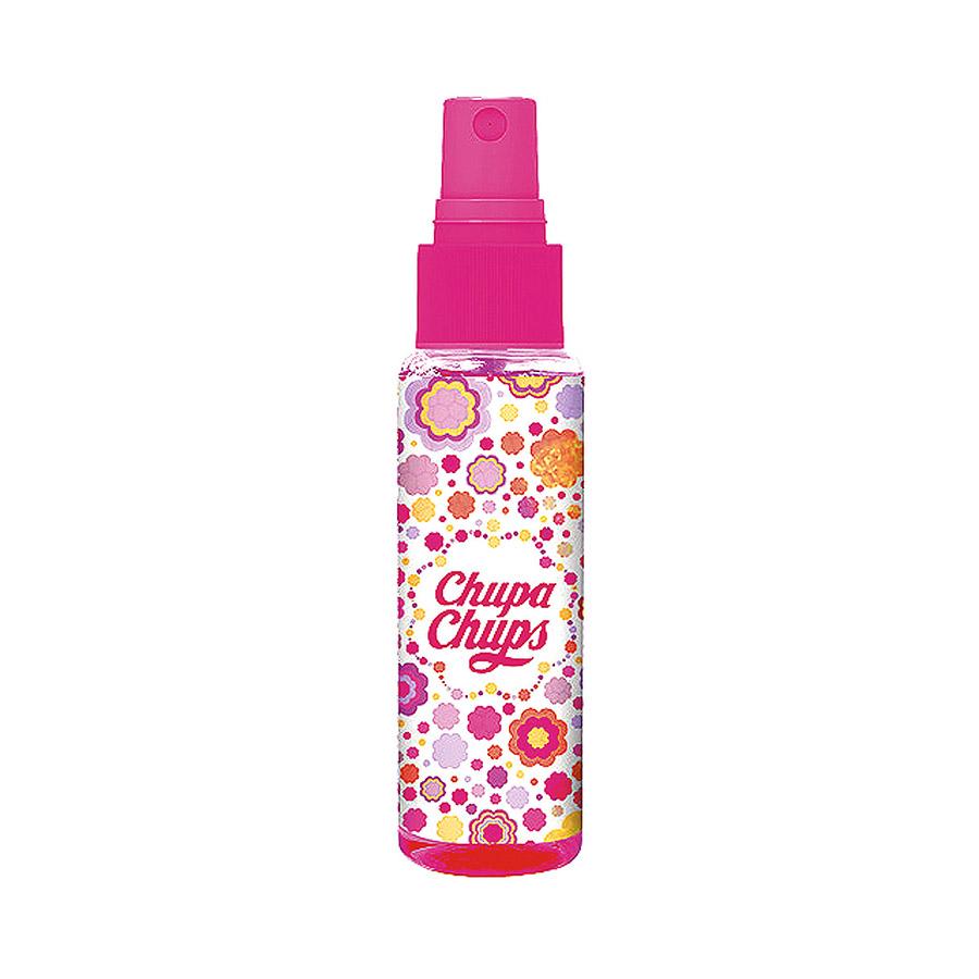 Ароматизатор воздуха Chupa Chups Клубника со сливками, спрей, 50 мл ароматизатор воздуха chupa chups яблоко на дефлектор мембранный 5 мл