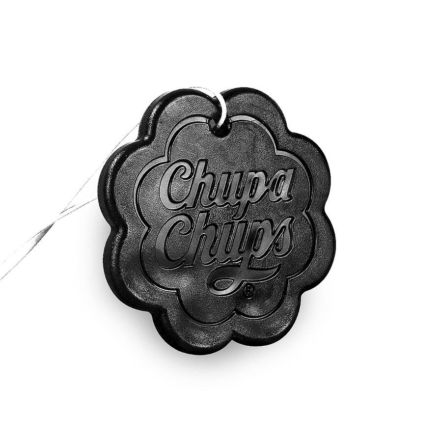 Ароматизатор воздуха Chupa Chups Кола, подвесной, гелевый, 18 г ароматизатор воздуха chupa chups лайм лимон подвесной флакон 5 мл