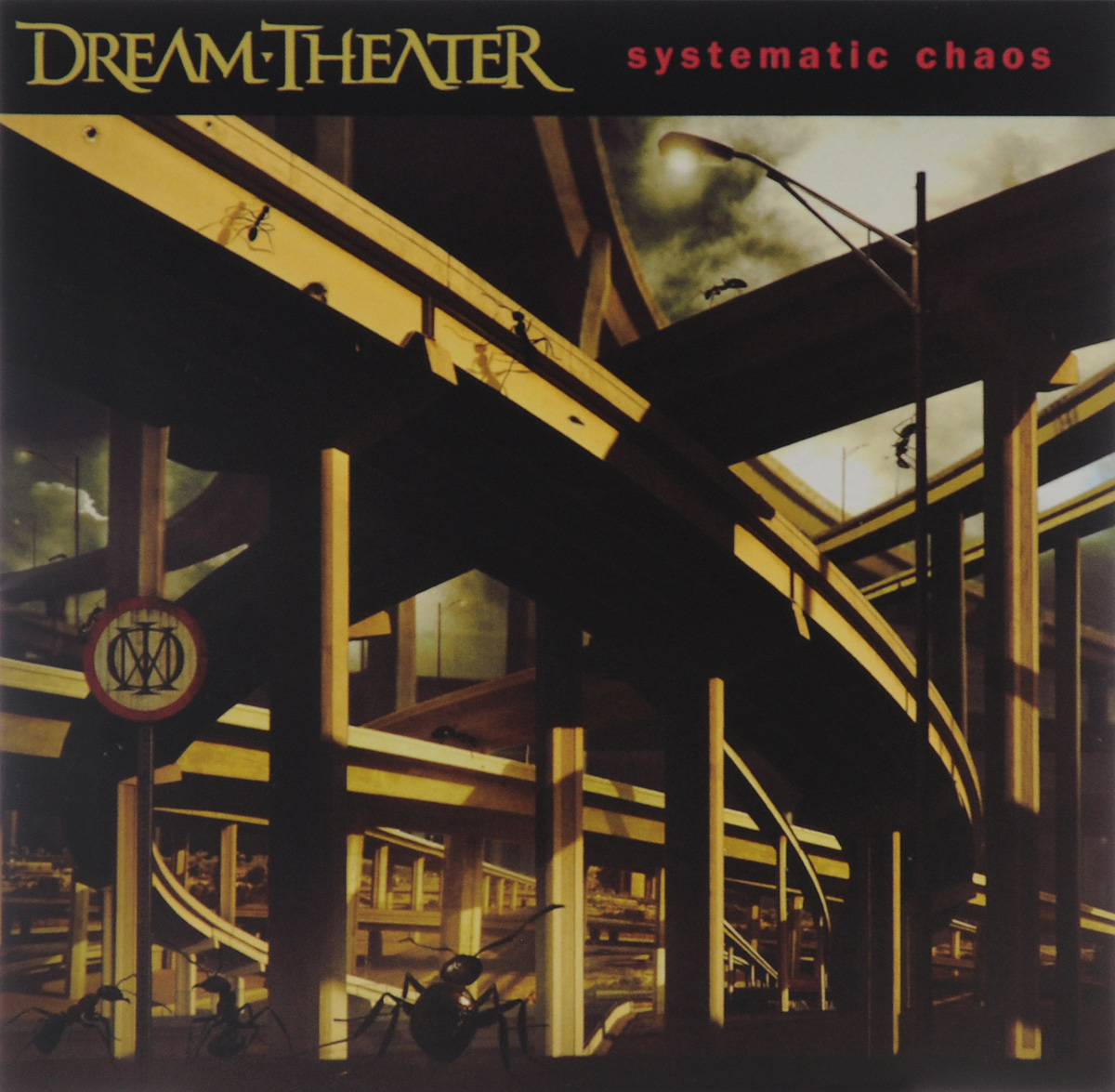 Dream Theater Dream Theater. Systematic Chaos dream theater chaos in motion 2007 2008 2 dvd
