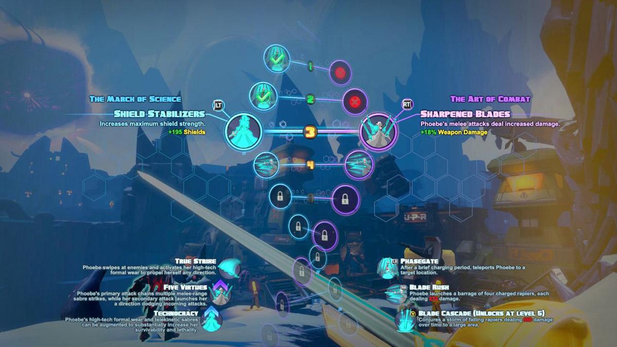 Battleborn (PS4) Gearbox Software
