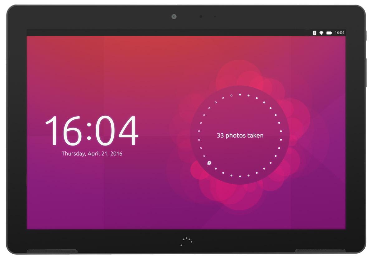 BQ Aquaris M10 FHD Ubuntu Edition, BlackB000166BQ Aquaris M10 - первый в мире планшет с возможностью переключения между 2 интерфейсами.Aquaris M10 Ubuntu Edition имеет два интерфейса, которые позволяют пользователю использовать устройство в качестве планшета или персонального компьютера. Первый программный модуль позволяет использовать все стандартные функции планшета, а режим ПК активируется автоматически при подключении мыши и клавиатуры.Работайте в режиме планшета...Первый в мире планшет на базе Ubuntu OS, операционная система с открытым исходным кодом, предоставляющая уникальные возможности для пользователей. Интуитивно понятный интерфейс включает множество интересных функций: пользовательский экран быстрого запуска, с помощью которого можно оперативно получить доступ к различному контенту на устройстве (музыка, видео, тексты, социальные сети и т.д.). Данные группируется интуитивно понятным образом, используя логику пользователя, что устраняет необходимость в поиске контента в различных приложениях.... или в режиме ПКПри переключении в режим персонального компьютера система отображает оконный интерфейс, навигация которая осуществляется с помощью мыши или тачскрина. Планшет можно подключить к монитору, чтобы просмотреть результаты вашей работы на большом экране. Подобная универсальность облегчает работу в режиме многозадачности и расширяет возможности планшета как рабочего инструмента. Кроме того, на планшет установлены такие приложения как LibreOffice и GIMP Image Editor, поэтому его можно использовать в профессиональной деятельности без каких-либо ограничений.С Aquaris M10 Ubuntu Edition вам больше не понадобится ноутбукAquaris M10 Ubuntu Edition легко взять с собой благодаря его компактным размерам: корпус планшета имеет толщину 8,22 мм при весе 470 грамм. Малый вес устройства делает его невероятно удобным для работы. Забудьте о тяжелых сумках для ноутбуков - все ваши рабочие инструменты в вашем планшете! Full HD или HD дисплейДисплей с диагональю 10,1 дюйма и