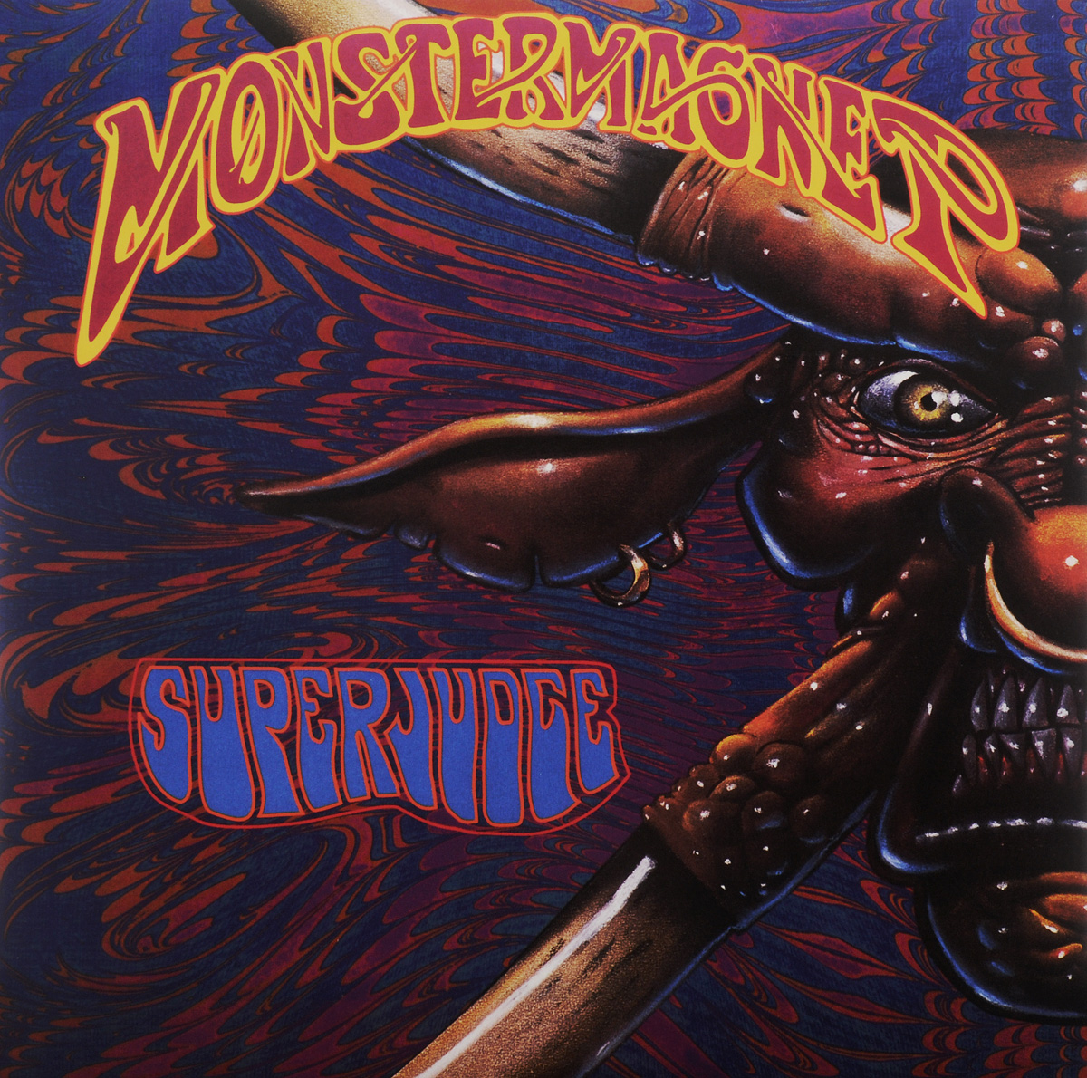 Monster Magnet Monster Magnet. Superjudge (2 LP) lp a640c