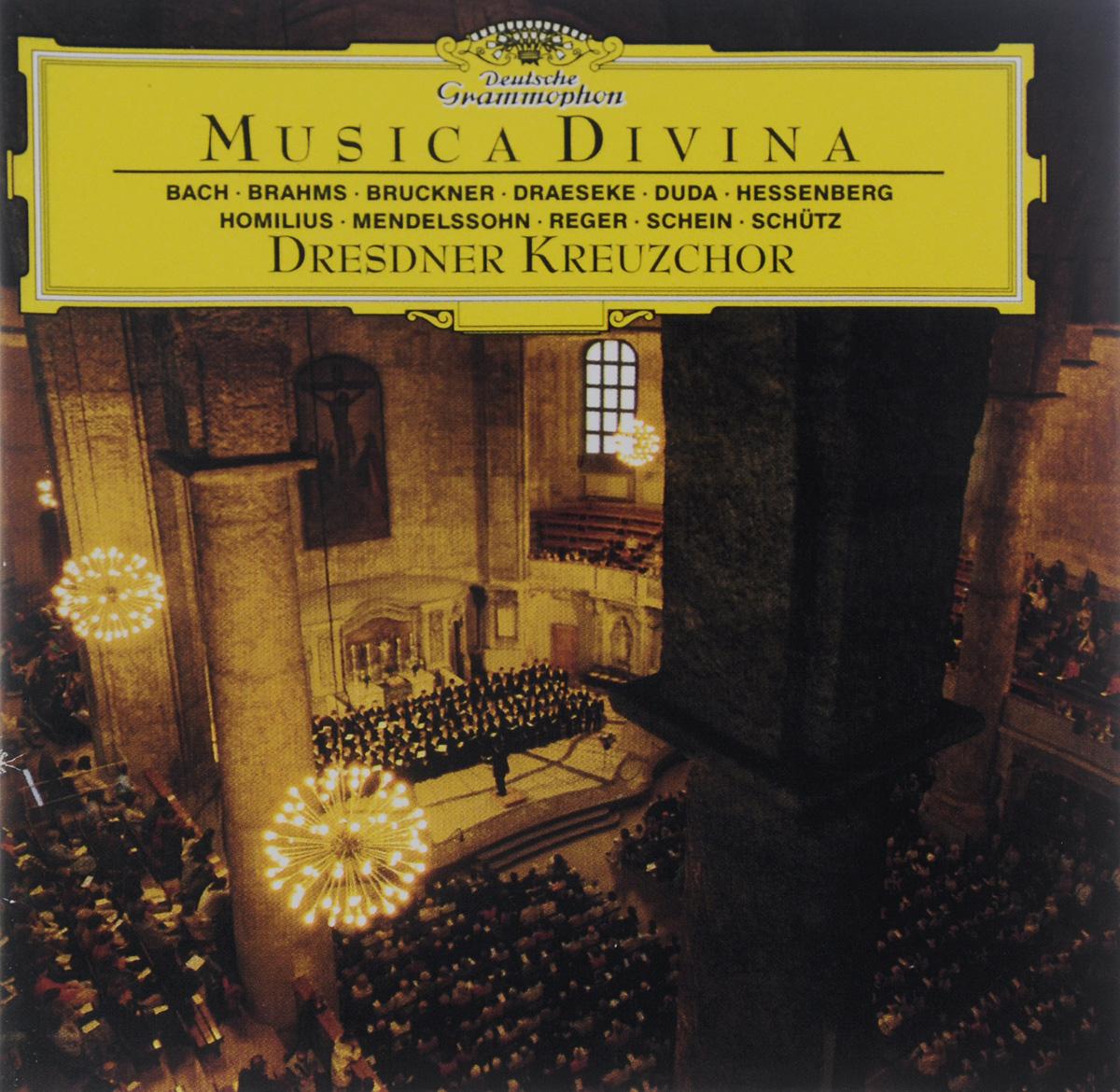 Dresdner Kreuzchor. Musica Divina