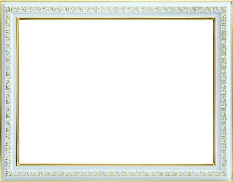 """Багетная рама Белоснежка """"Bella"""" изготовлена из пластика, окрашенного в серебристый и золотой цвета. Багетные рамы предназначены для оформления картин, вышивок и фотографий.Если вы используете раму для оформления живописи на холсте, следует учесть, что толщина подрамника больше толщины рамы и сзади будет выступать, рекомендуется дополнительно зафиксировать картину клеем, лист-заглушку в этом случае не вставляют. В комплект входят рама, два крепления на раму, дополнительный держатель для холста, подложка из оргалита, инструкция по использованию."""