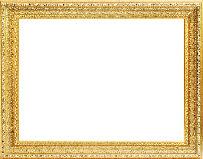 Рама багетная Белоснежка Alice, цвет: золотой, 40 х 50 см рама багетная белоснежка regina цвет черный серебряный 40 х 50 см
