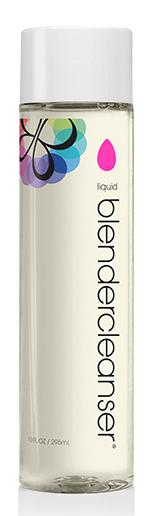 Beautyblender Очищающий гель для спонжа Blendercleanser 295 мл1040blendercleanser очищающий гель для спонжей и кистей. Мягко очищает спонжи, кисти, продлевает их срок эксплуатации, прекрасно подходит для замачивания.