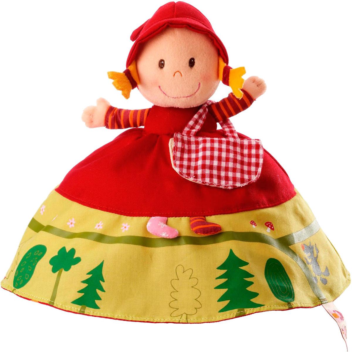 Lilliputiens Мягкая кукла-сказка Красная Шапочка