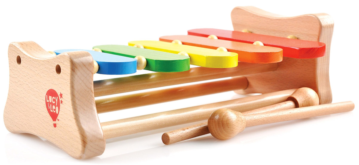 Lucy&Leo Музыкальный инструмент Ксилофон - Музыкальные инструменты