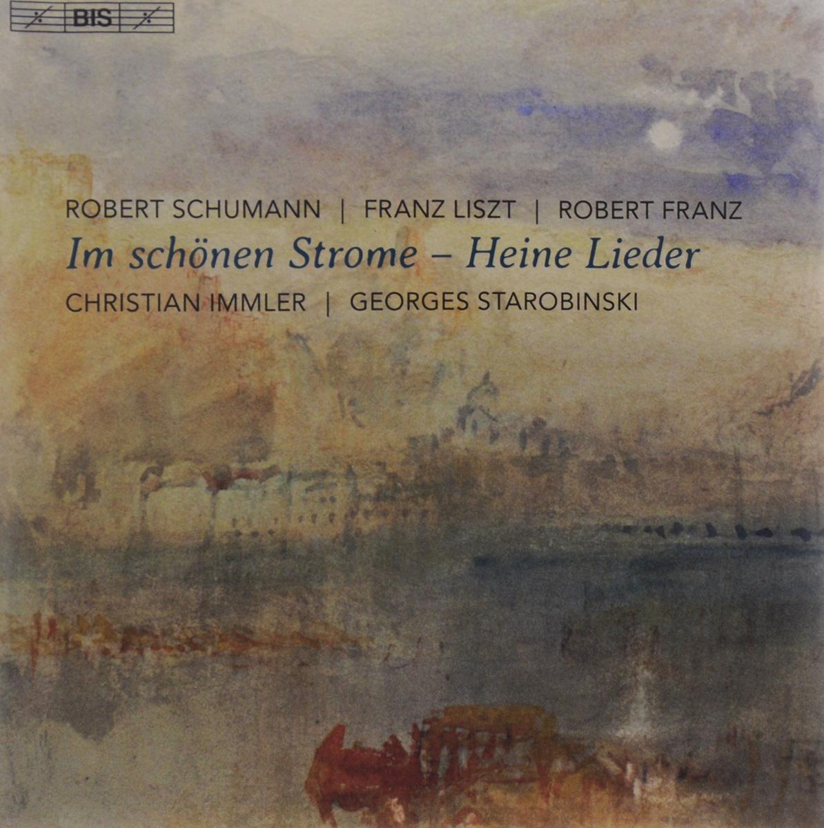 Кристиан Иммлер,Georges Starobinski Christian Immler, Georges Starobinski. Im Schonen Strome - Heine Lieder (SACD) туфли quelle heine 35398