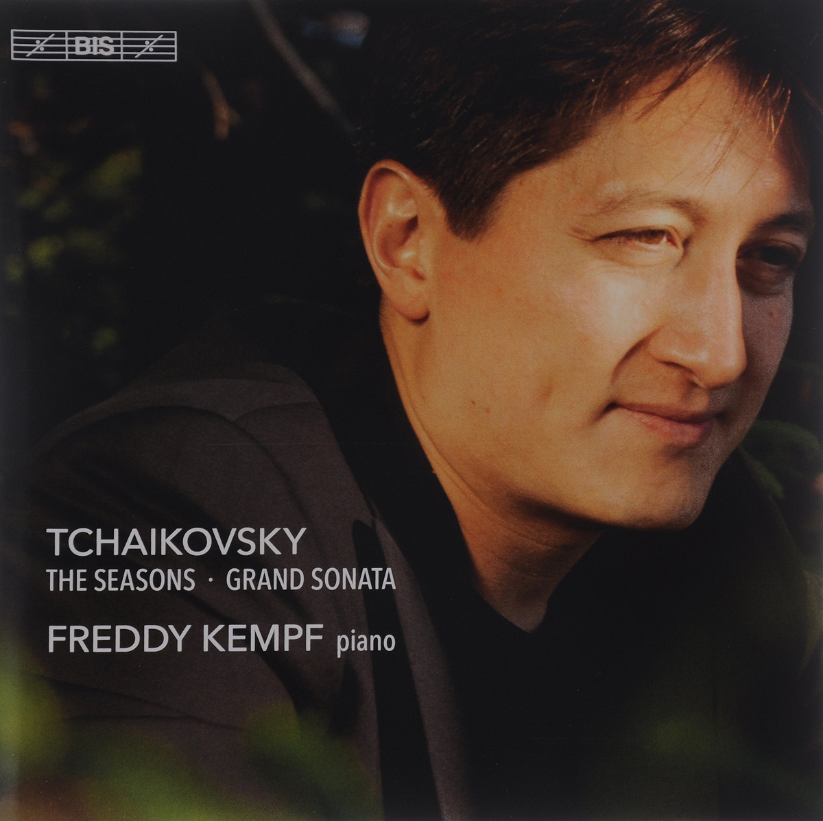 Фредди Кемпф Freddy Kempf. Tchaikovsky. The Seasons / Grand Sonata (SACD)