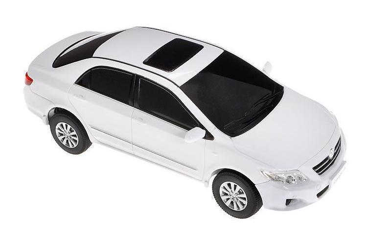 Rastar Радиоуправляемая модель Toyota Corolla цвет белый