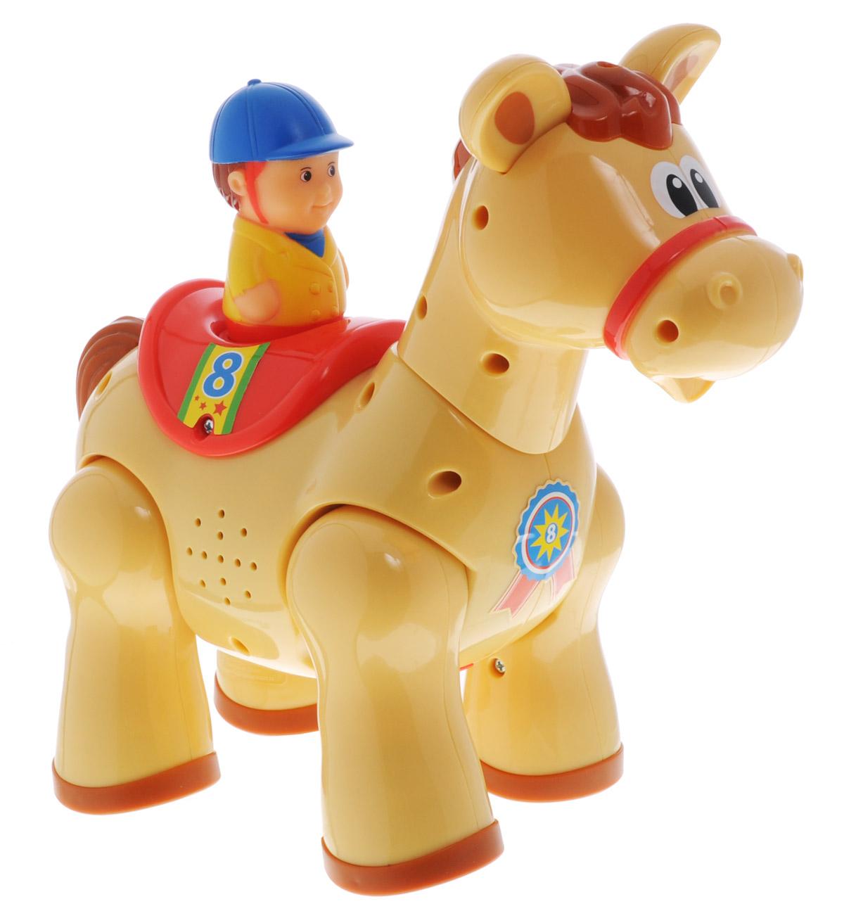 Kiddieland Развивающая игрушка на радиоуправлении Пони - Радиоуправляемые игрушки