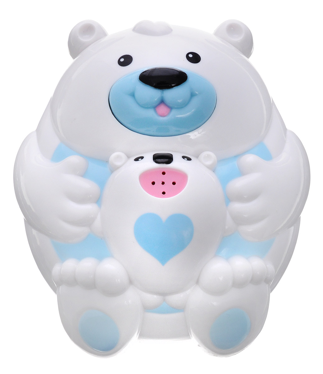 Alex Toys Игрушка для ванной Полярный медвежонок игрушки для ванной alex игрушки для ванны джунгли