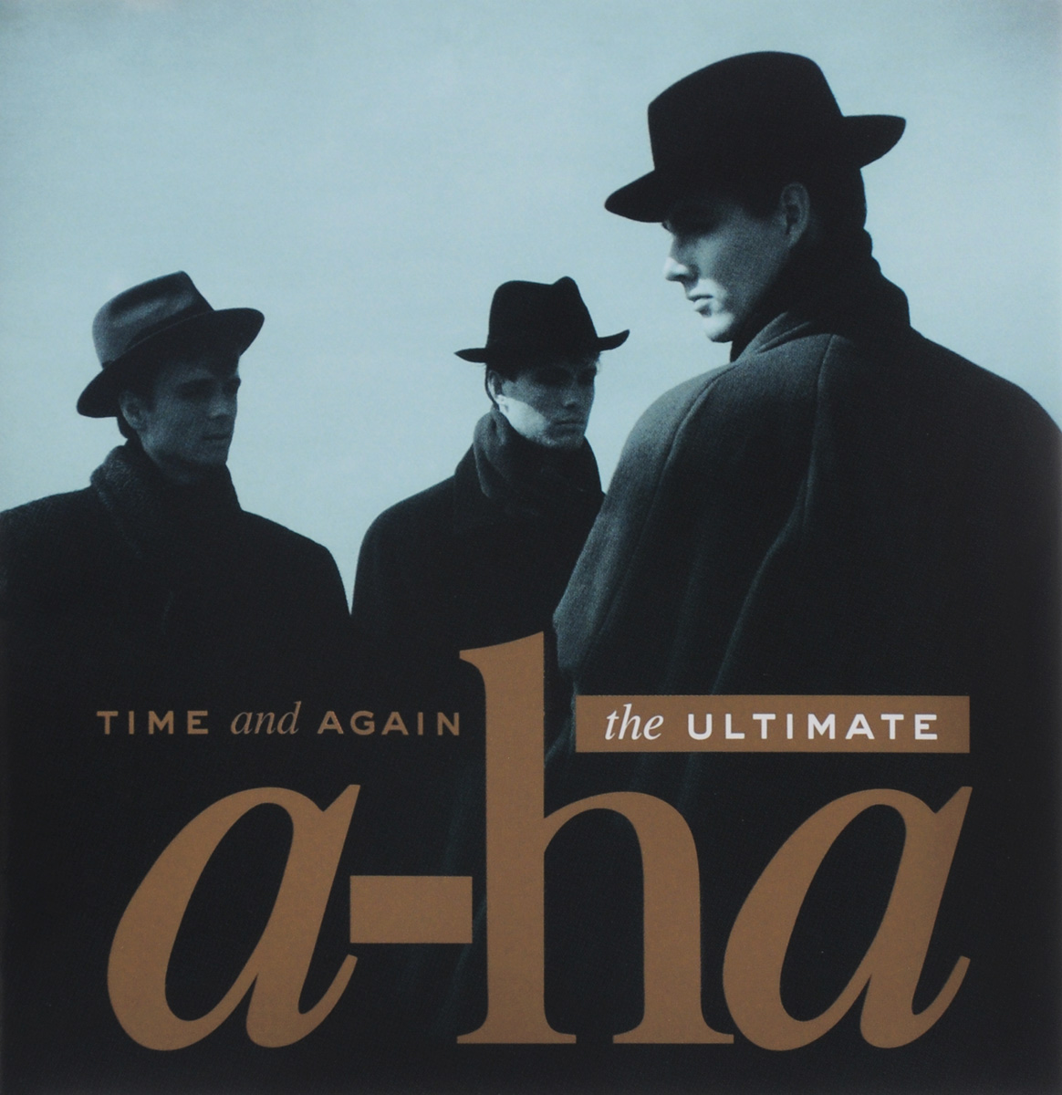 A-Ha A-Ha. Time And Again. The Ultimate (2 СD) a ha a ha stay on these roads deluxe edition 2 cd