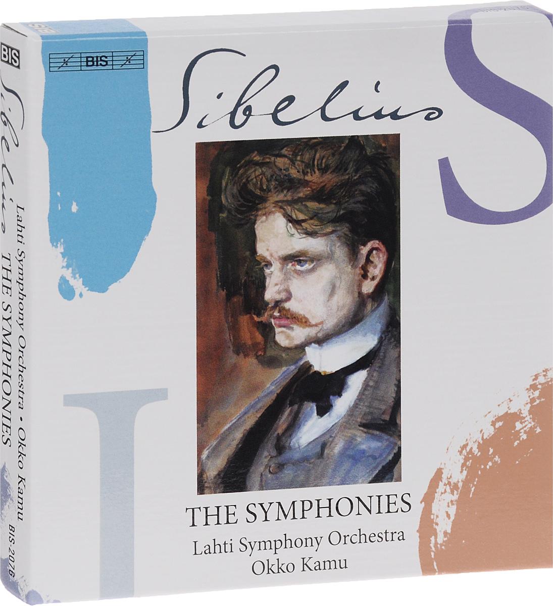 Lahti Symphony Orchestra. Okko Kamu. Sibelius. The Symphonies (3 SACD)