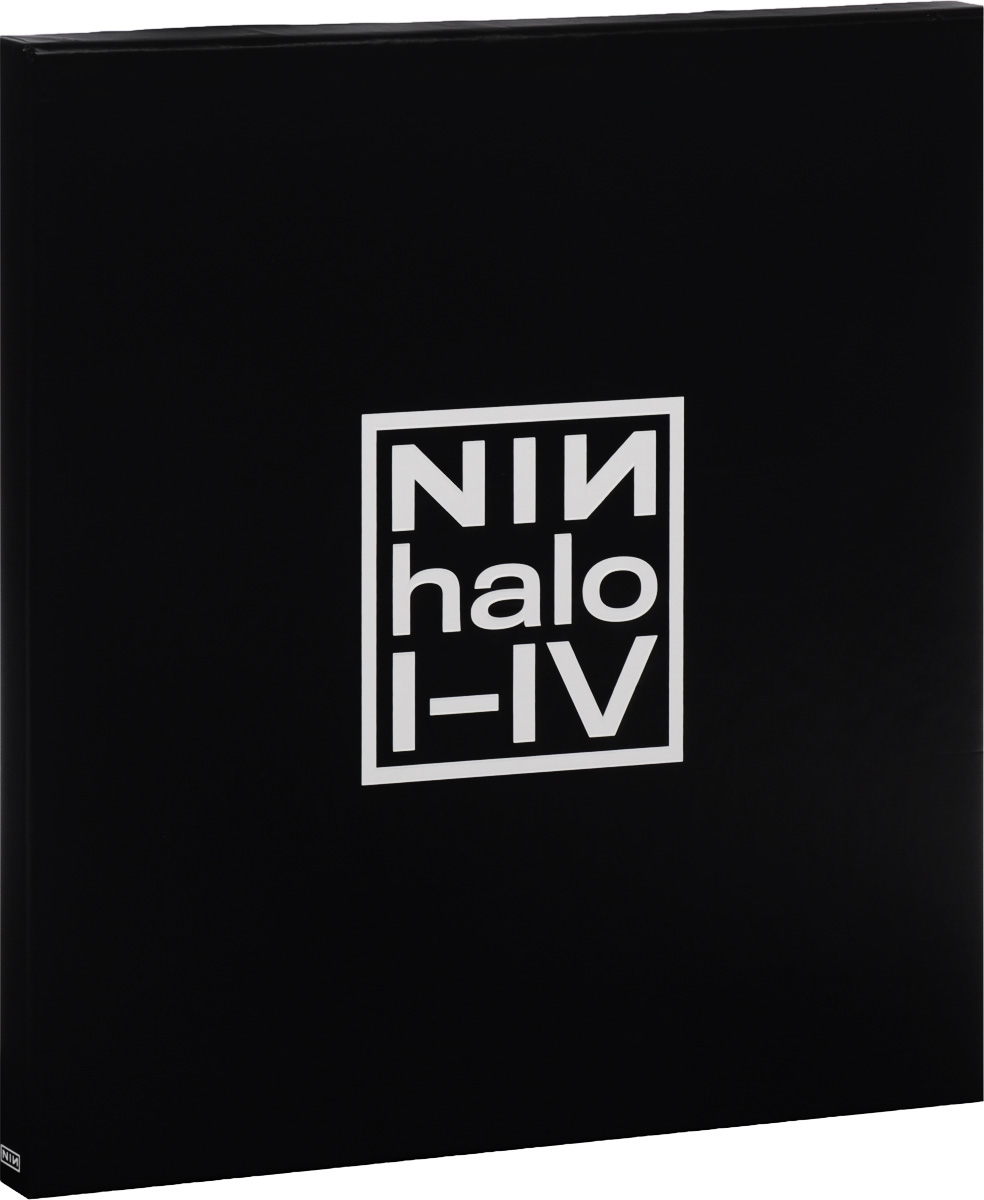 Nine Inch Nails Nine Inch Nails. Halo I-IV. 4 LP (Box) original new innolux 5 6 inch at056tn53 v 1 lcd screen with touch