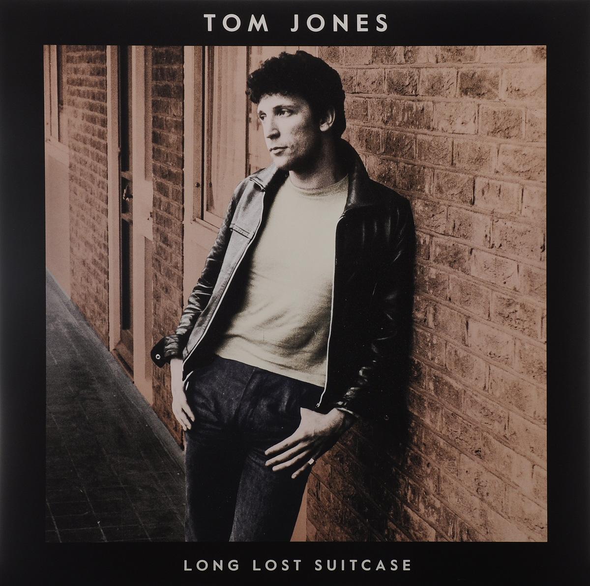 Том Джонс Tom Jones. Long Lost Suitcase (LP)