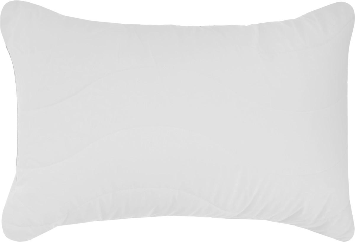 """Подушка Легкие сны """"Бамбоо"""", наполнитель: бамбуковое волокно, 50 х 68 см"""