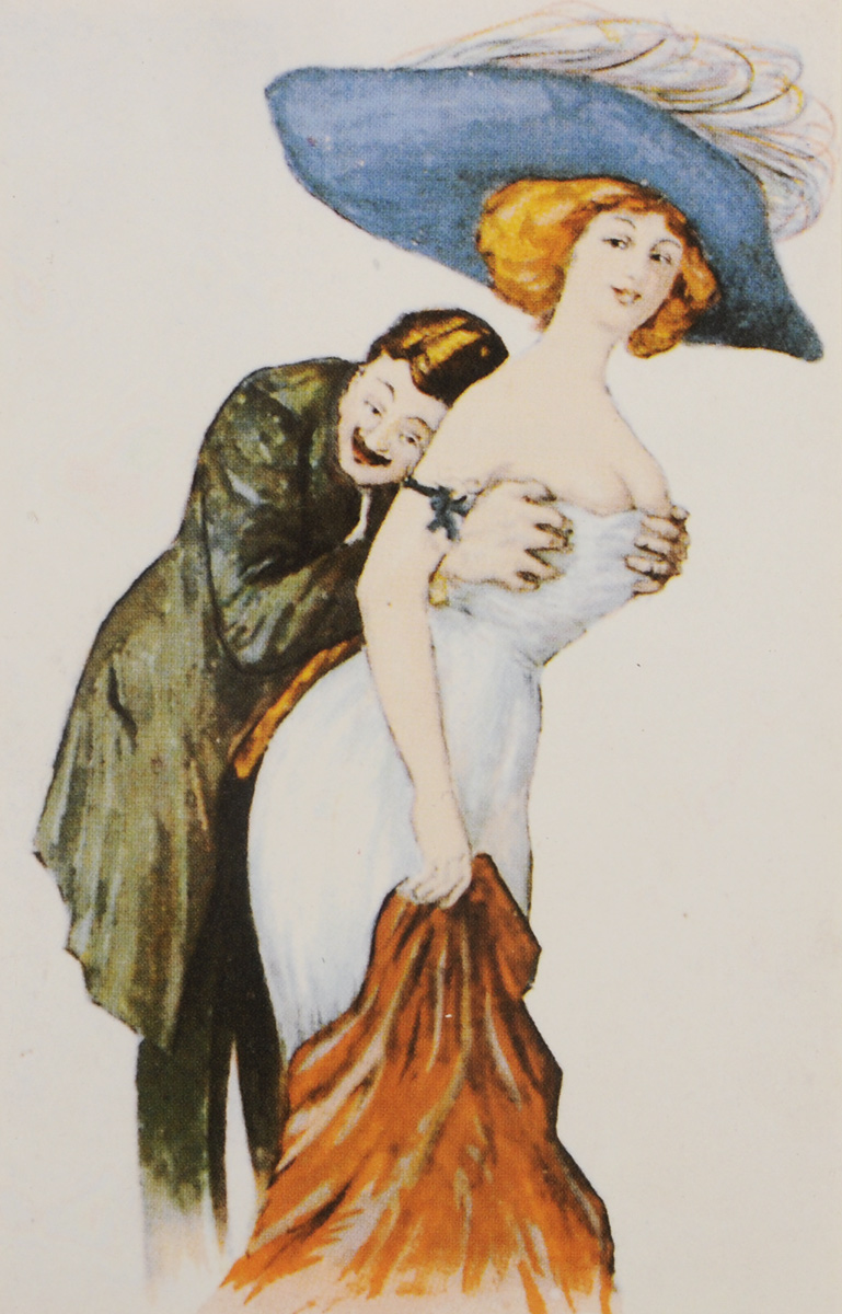 Русский юмор начала ХХ века (набор из 11 открыток) русская и украинская живопись хviii начала хх века каталог